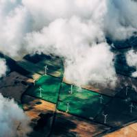Wind power from above